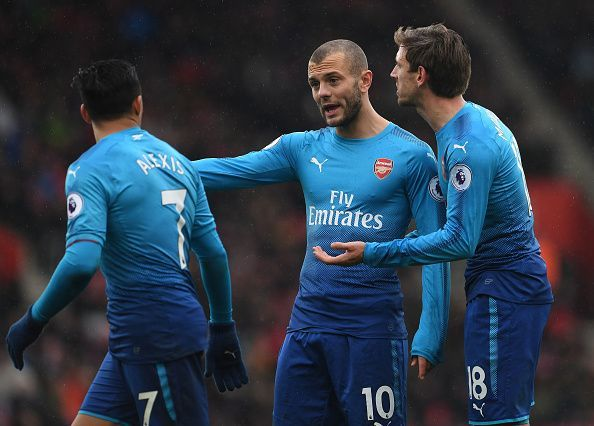Further misery for Arsenal as they dropped two more cruacial points at St. Mary