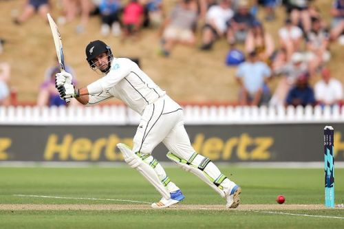 Colin de Grandhomme scored the second-fastest Test ton by a Kiwi player
