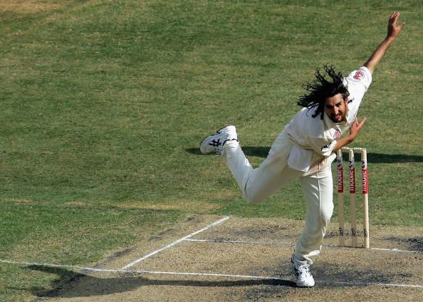 Second Test - Australia v Pakistan: Day 1