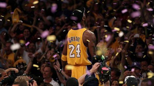 Kobe Bryant had his both jerseys retired on Monday(18/12/07)