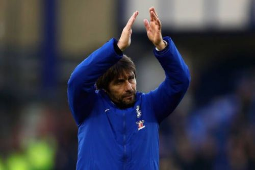 There have been persistent rumours about Antonio Conte's future