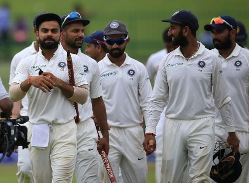 India has been phenomenal in Test cricket in 2017