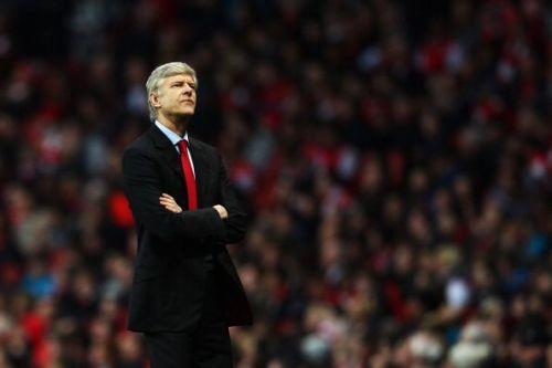 Arsene Wenger possession