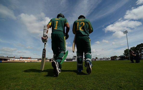 Northampton v South Africa: One Day Tour Match