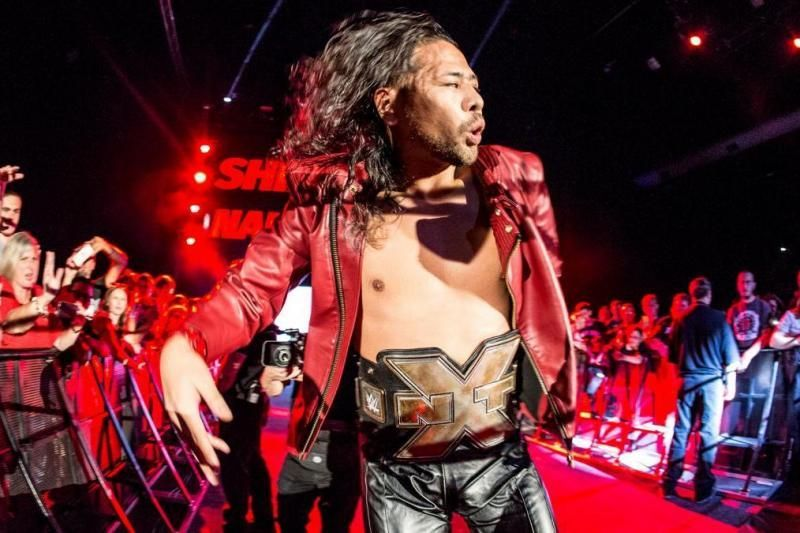 WWE News: Former ECW Legend disappointed with Shinsuke