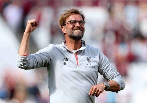 Klopp is closing in on yet another impressive swoop