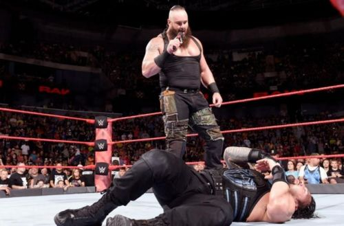 Braun Strowman has faced Roman Reigns on numerous occasions throughout 2017