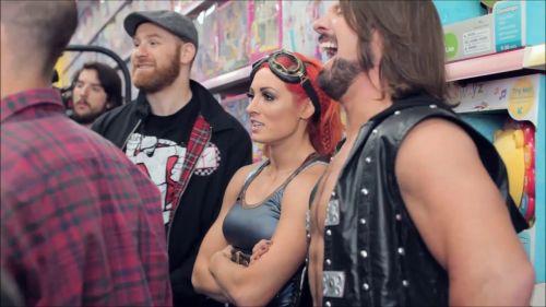 Will Sami Zayn accept the tag-team partner request?