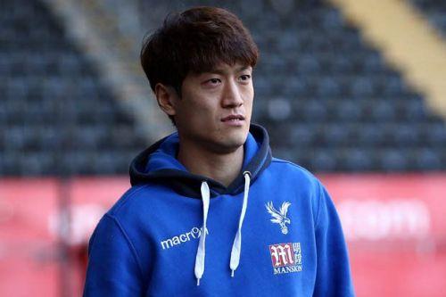 Lee Chong-Yong at Palace