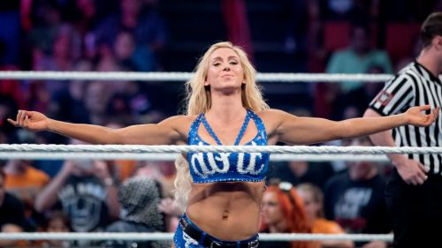 Charlotte Flair is the current Smackdown Women's Champion