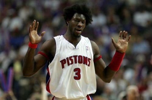 NBA Finals Game 3: San Antonio Spurs v Detroit Pistons