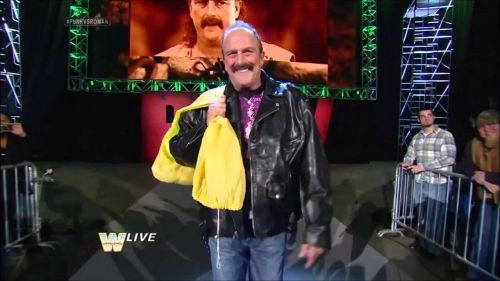 Jake 'The Snake' Roberts made one of the most amazing returns in the recent times.