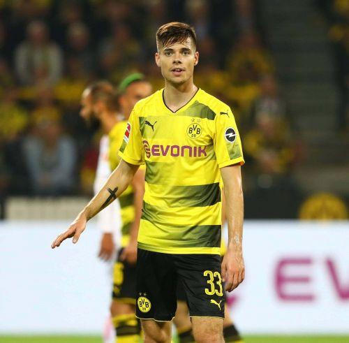 Dortmund's Julian Weigl would have flourished for Manchester United under Pep's tutelage