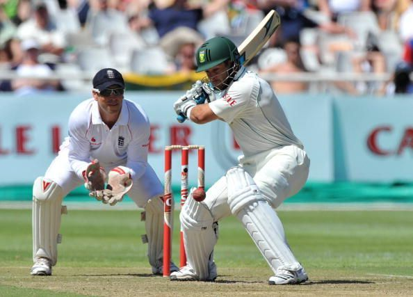 South Africa v England - 3rd Test Day One