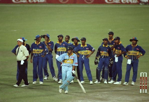 Sachin Sri Lanka