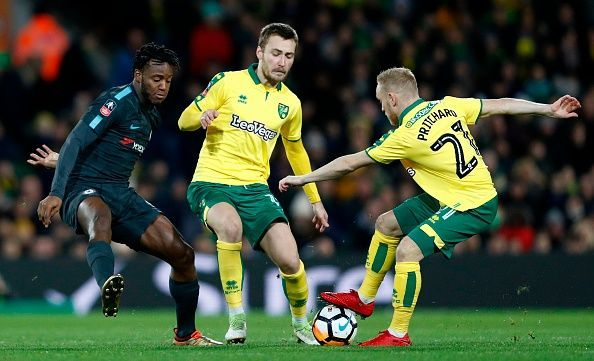 Norwich will be proud of their performance