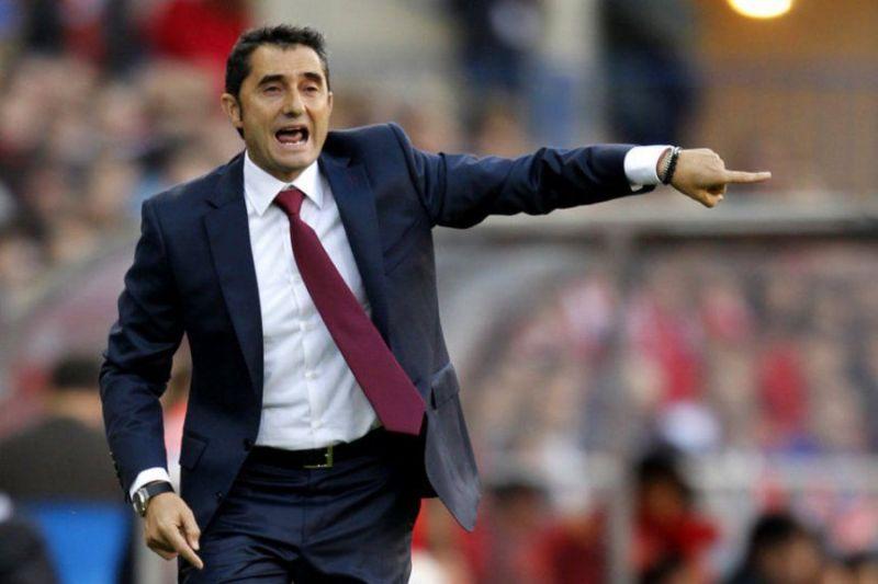 Ernesto Valverde might be sacked soon