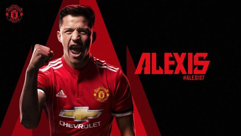 half off e510e d220a Where will Alexis Sanchez play for Manchester United?
