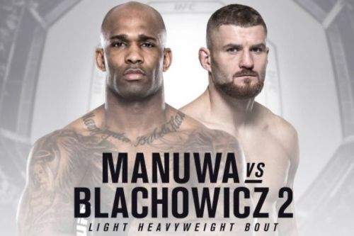 Can Manuwa get the job done in London?