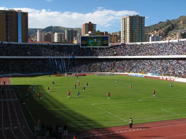 Estadio Hernando Siles