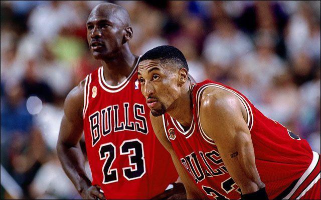 Michael Jordan and Scottie Pippen (Image courtesy: nba.com)