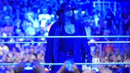 Undertaker's time as a WWE performer is almost coming to an end