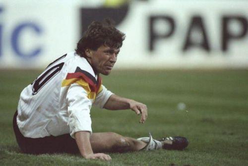 Lothar Matthaus of Germany