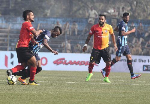 East Bengal vs Minerva FC