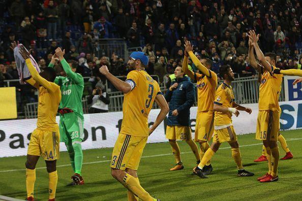 Cagliari Calcio v Juventus - Serie A