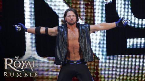 AJ Styles' debut was probably the saving grace for a scrappy 2016 Rumble
