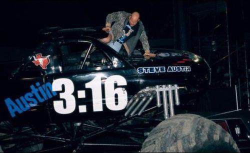 Steve Austin looks back fondly at crushing The Rock's car