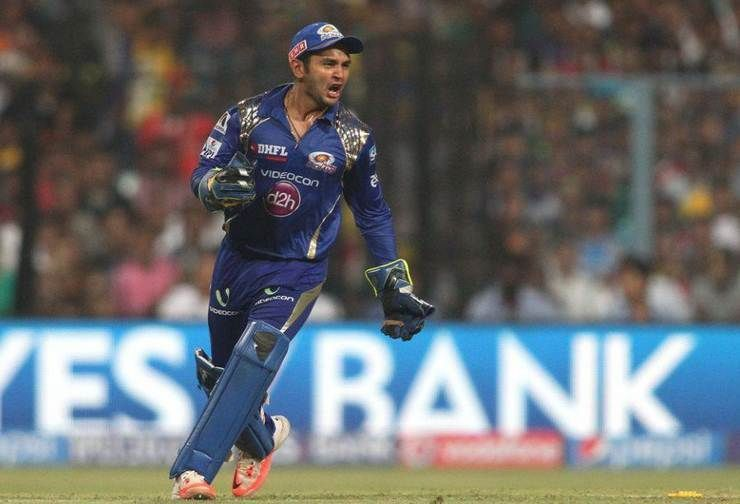 Mumbai Indians was the sixth franchise Parthiv represented
