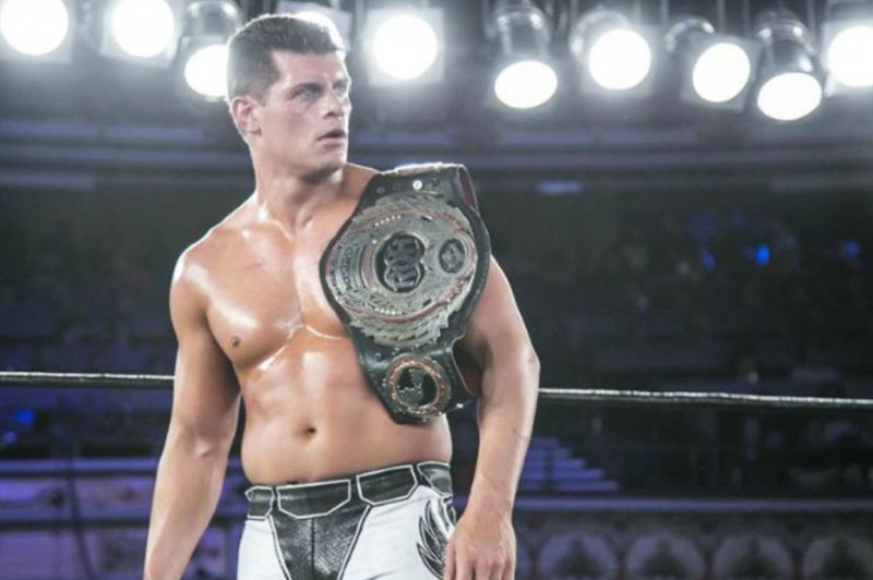 ROH/Indy News: Cody Rhodes talks about Dusty Rhodes