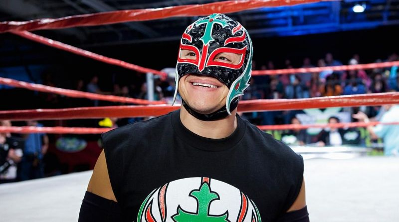 Rey Mysterio is back