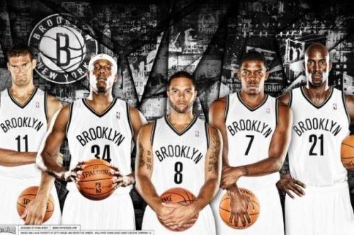 Brooklyn Nets' 2013-14 NBA season roster
