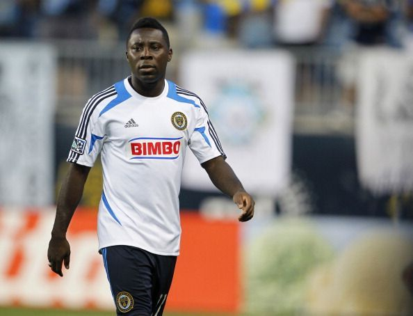 Freddy Adu might be the most overhyped player of all time