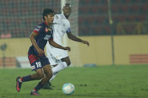 Hitesh Sharma (Photo: ISL)