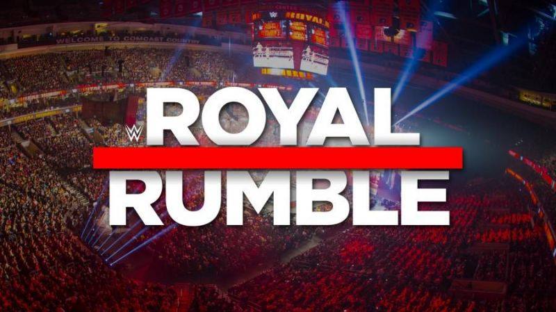 The Royal Rumble will take place this Sunday in Philadelphia