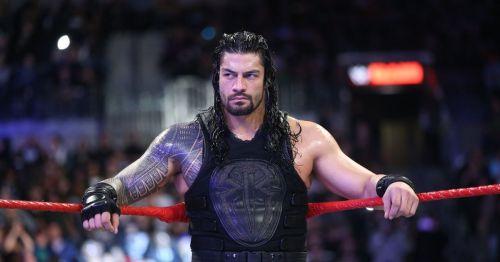 Roman Reigns Royal Rumble