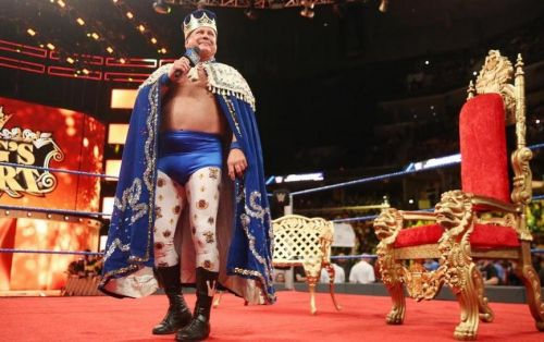 Jerry Lawler is excited about his role at the Royal Rumble