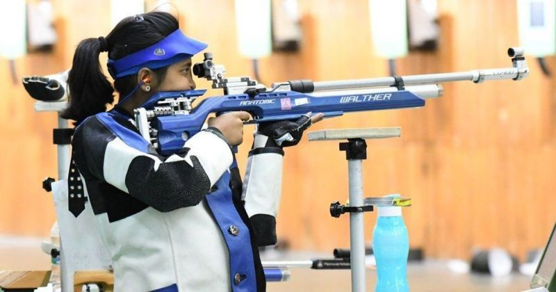 Mehuli Ghosh (Photo : Indian Shooting)