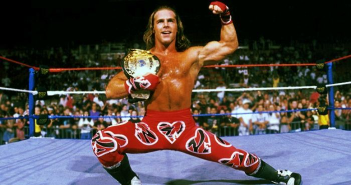 Shawn Michaels defeated Sid Vicious at the 1997 Royal Rumble to capture the then WWF Championship