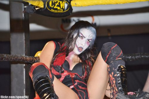 Su Yung made quite the Impact on Impact Wrestling