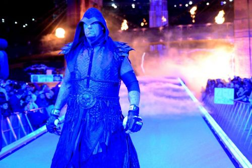 The Undertaker is rumored to face-off against John Cena at Wrestlemania 34