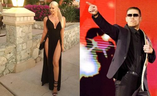 Maryse & The Miz just bought a castle
