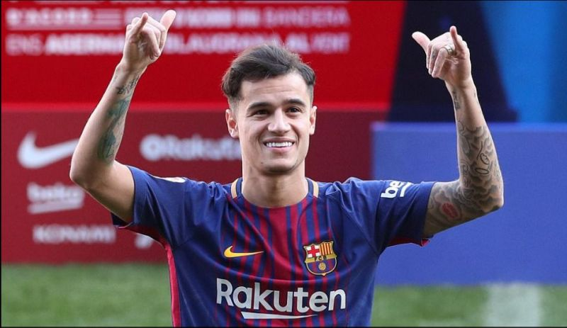 Coutinho to Barcelona may have an Indian connection