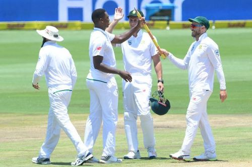 2nd Sunfoil Test: South Africa v India, Day 4