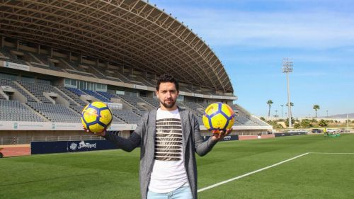 Iturra has rejoined Malaga at a time the club needs experience more than ever