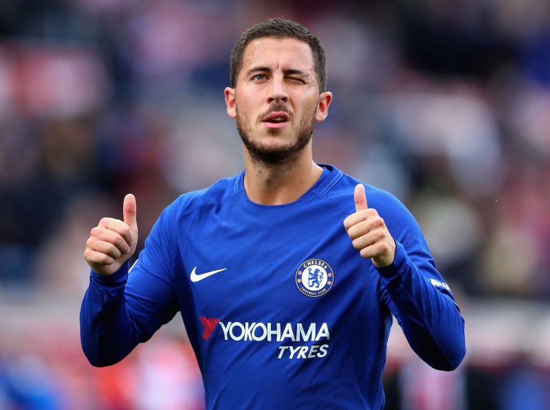 a69ea61e4 5 players who can replace Eden Hazard at Chelsea
