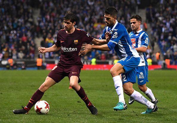 Espanyol v Barcelona - Spanish Copa del Rey